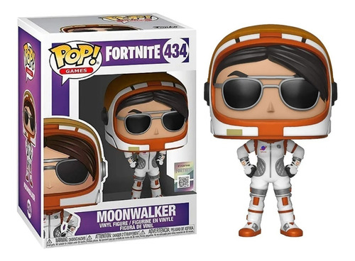 Funko Pop! Moonwalker 434 Fortnite