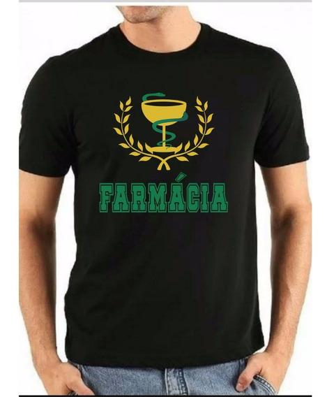 Camiseta Curso Farmácia