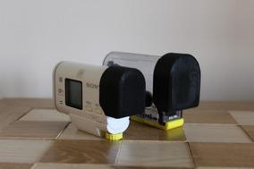 Kit Protetor De Lente Para Sony Actioncam Hdr - As100v