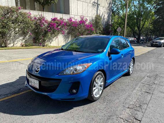 Mazda Mazda 3 2012 Hatchback Estandar Qc Excelente Estado