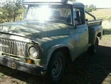 Internacional Tipo Pick Up Año 1964