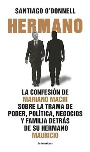 Libro Hermano De Santiago O'donnell