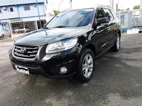 Hyundai Santa Fe 3.5 5l 4wd Aut. 5p Ano 2012 Único Dono