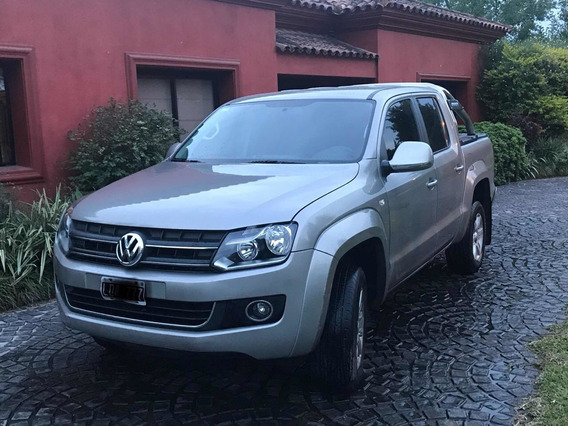 Volkswagen Amarok 2.0 Cd Tdi 4x4 Highline Pack At C34 2012