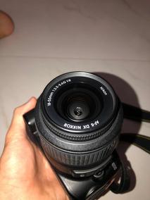 Câmera Usada Nikon D3000