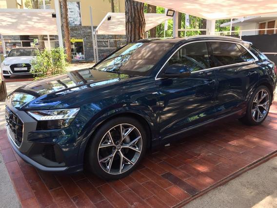 Audi Q8 55 Tfsi 340cv Tiptronic 8va Quattro Hibrida 0km 2020