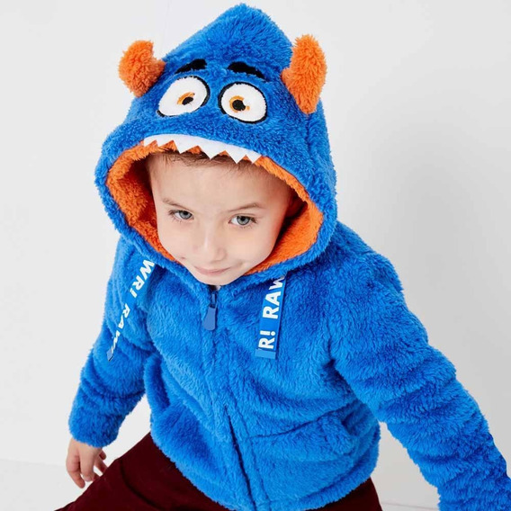 Chamarra Casual Kebo Kids Stro 823265