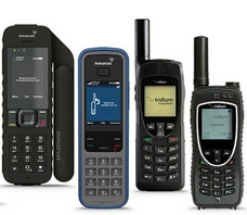 Recarga Satelitales Teléfonos Satelitales