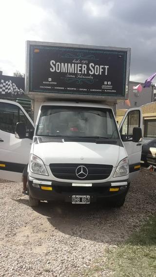 Mercedes Benz 515 Full Impecable Se Vende Urgente Por Viaje
