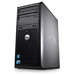 Cpu Dell Optiplex 755 Core 2 Duo 2gb Hd160 Win 7 Pro