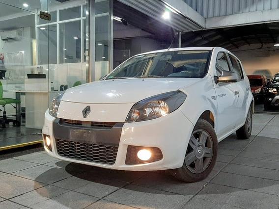 Renault Sandero Tech Run 2014 Impecable Estado (mac)