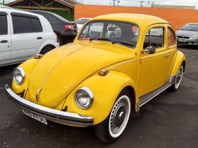 Volkswagen Fusca 1300 2p 1975