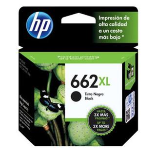 Cartucho De Tinta Hp 662xl Cz105al(i) Negro
