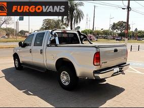 Ford F250 2010 4x4 Maxpower Cabine Dupla Prata (6898)