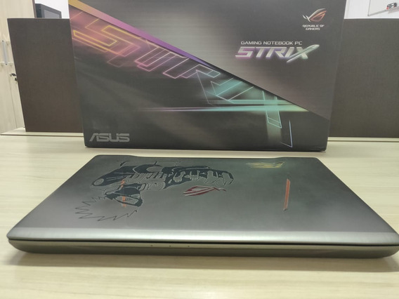Asus Rog Gl702vs 16 Gb Gtx 1070 Fhd 17.3