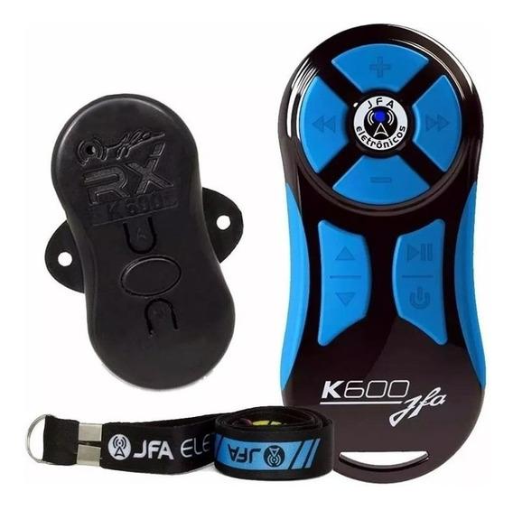 Jfa K600 - Controle Longa Distancia Completo + Barato Brasil