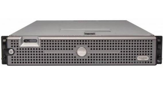 Servidor Dell 2950 - 2x Quadcore - 32gb De Ram - Hd 1 Tera