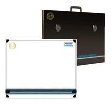 Tablero De Dibujo 50x60cm Plantec + Paralela+ Portafolio