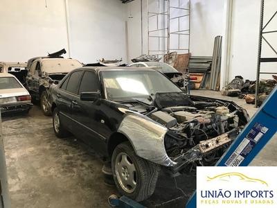 Sucatas Mercedes Benz E320 Motor, Cambio, Portas, Caixa