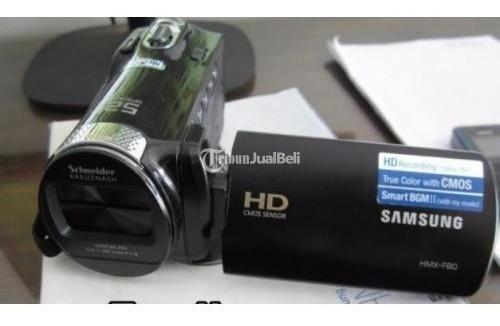 Filmadora Samsung Handycam Hmx-f80