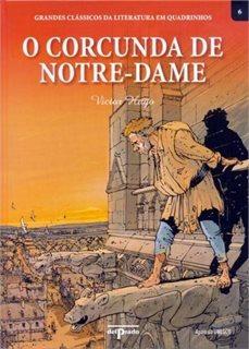 Clássicos Da Literatura Em Quadrinhos- Corcunda De Notre Da