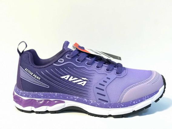 Zapatillas Avía Running Art 85000 Violeta
