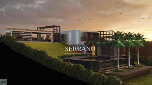 Terreno À Venda, 1513 M² Por R$ 450.000,00 - Condomínio Jardim Primavera - Louveira/sp - Te0274