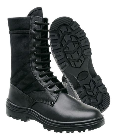 Bota Masculina Sapato Coturno Com Sola Antiderrapante Ksw