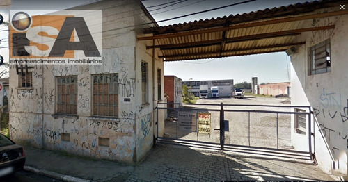 Imagem 1 de 15 de Galpão Em Vila Theodoro - Suzano, Sp - 3196