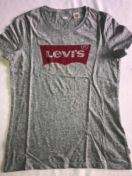 Remera Levis Mujer Talle S Original