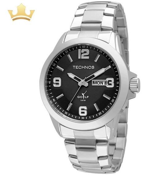 Relógio Technos Masculino 2305an/1p C/ Garantia E Nf