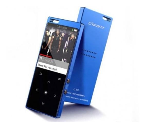 Mp4 Player Chenfec C12 16g Bluetooth+fone Com Fio+ Braçadeir