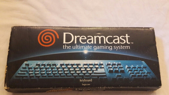 Teclado Dreamcast Testado