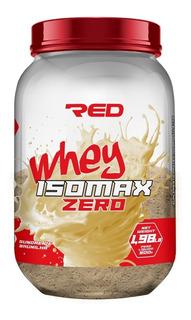 Isomax Black Code Whey Isolado Zero (900g) - Red Series