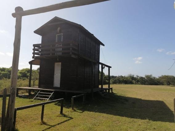 Presioso Lugar Cabaña Con Terreno Grande