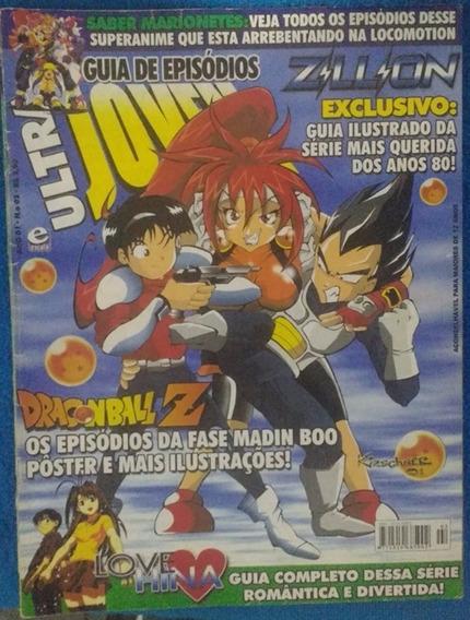 Revista Ultra Jovem Edição Ano 01 N° 02