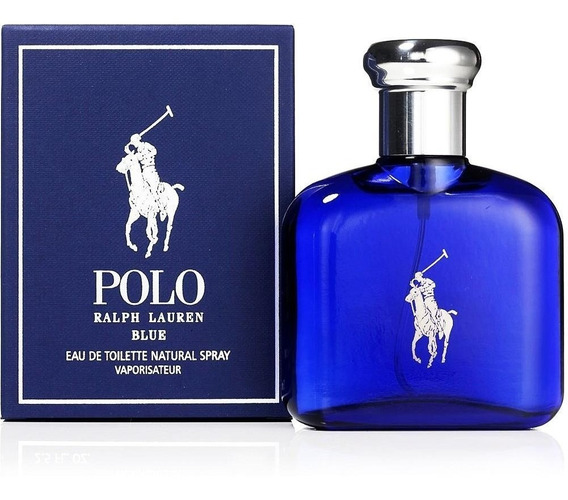 Ralph Lauren Polo Blue Edt ( Azul ) 40ml | Original