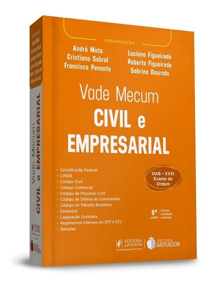 Vade Mecum Civil E Empresarial 8ª Edição (2020)