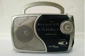 Radio Britânia Bs55 Placa P/ Desmanche Reparo Retirar Peças