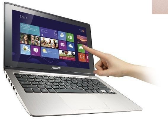 Notebook Asus X202e I3 2gb 500gb Touchscreen Windows 11,6