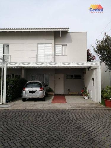 Sobrado Com 3 Dormitórios À Venda, 103 M² Por R$ 500.000,00 - Alto Ipiranga - Mogi Das Cruzes/sp - So0510