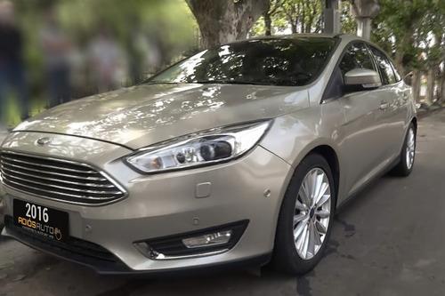 Ford Focus 3 Sedan Titanium