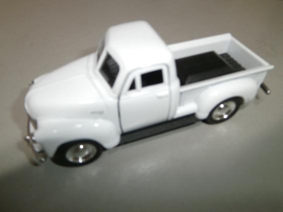 Miniatura Chevy Pick-up Escala 1:32