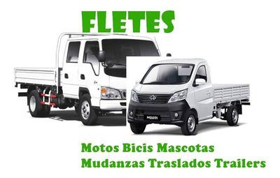 Fletes Y Traslados.