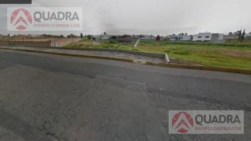 Terreno En Venta Con Acceso A Periférico En Colonia Acueducto Cerca De Uvm San Andres Cholula Puebla