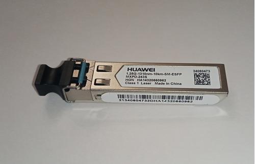 Imagen 1 de 3 de Módulo Sfp Huawei 1.25g 1310nm 10km Sm-esfp