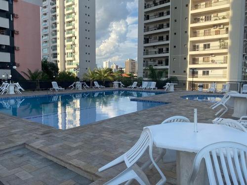 Imagem 1 de 22 de Apartamento Para Aluguel, 3 Quartos, 1 Suíte, 1 Vaga, Vila Imperial - São José Do Rio Preto/sp - 428
