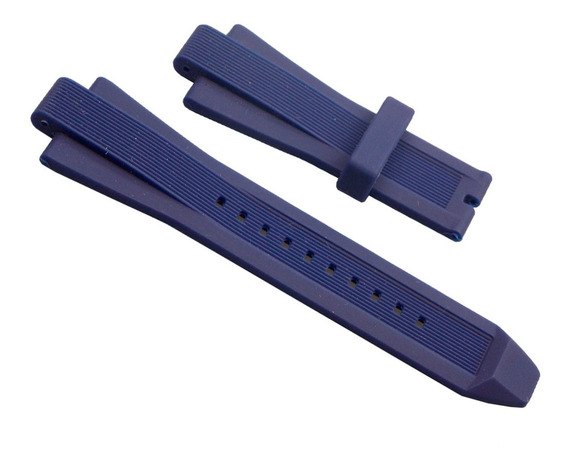 Pulseira Michael Kors Silicone Azul