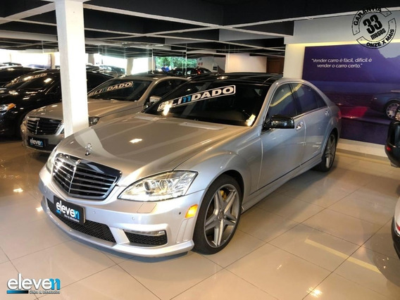 Mercedes-benz S 63 Amg 5.5 L V8 Bi-turbo