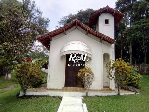 Chácara Com 4 Dormitórios À Venda, 18000 M² - Centro De Ouro Fino Paulista - Ribeirão Pires/sp - Ch0024